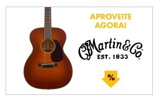 Seleção de Violões Martin & Co. em Oferta!