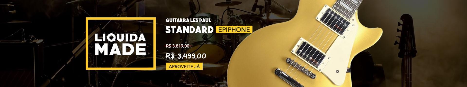 Liquida Epiphone Les Paul