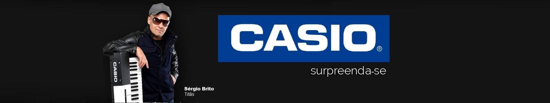 Casio, Surpreenda-se