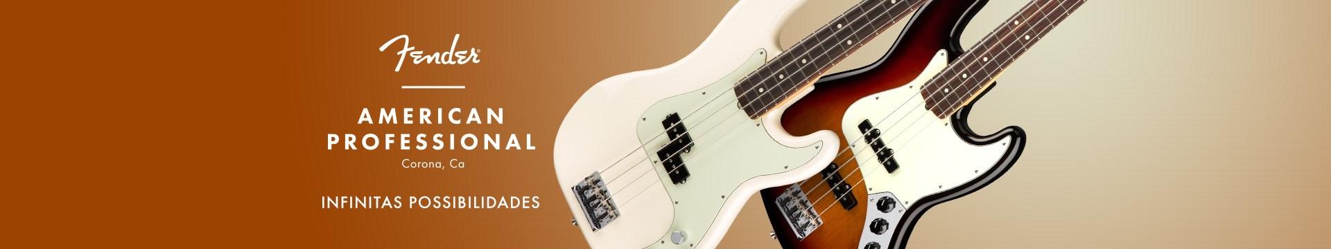 Fender Professional Baixo