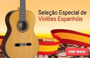 Seleção de Violões Espanhois