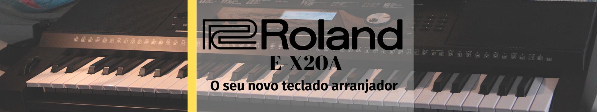 Roland E X20A