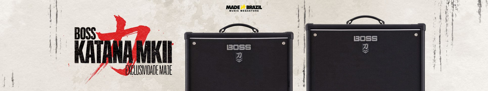 Boss Katana MKII | Made in Brazil Music Megastore