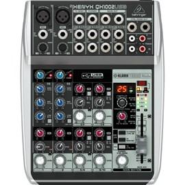 006070 Mesa de Som Mixer Xenyx Qx1002usb Behringer