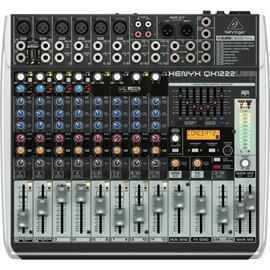 007438 Mesa de Som Mixer Xenyx Qx1222usb Behringer