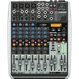007702 Mesa de Som Mixer Xenyx Qx1204usb Behringer