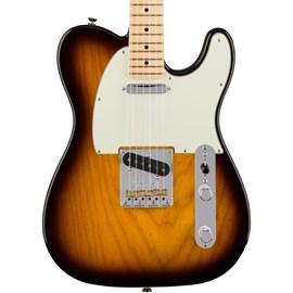 0113062703 Guitarra American Professional Telecaster Ash Mn Acompanha case Elite Retangular Fender