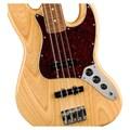 0130151521 Baixo Deluxe Ash Jazz Bass Ltd Edition Fender - Natural (NA)