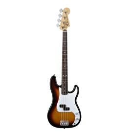 0146100532 Contrabaixo Standard Precision Bass Fender - Sunburst (Brown Sunburst) (32)