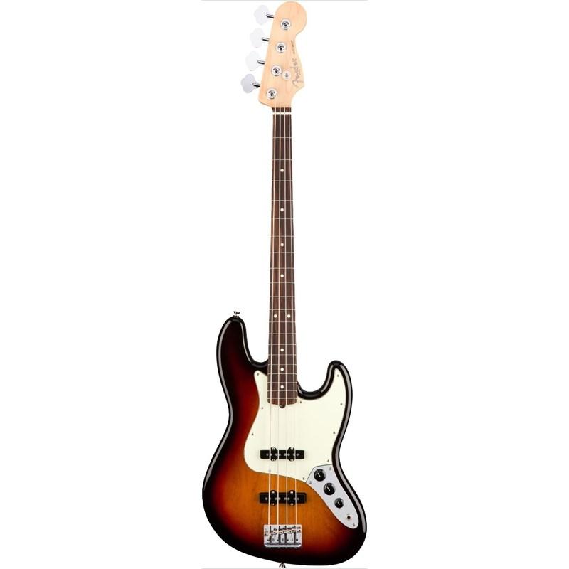 0193900700 Contrabaixo 4c American Professionnal Jazz Bass Rw Com Hard Case Elite Fender