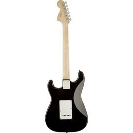 0370600506 GUITARRA AFFINITY STRAT LR Squier By Fender - Preto (Black) (506)