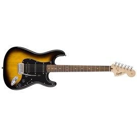 0371824032 KIT GUITARRA  AFFINITY STRAT HSS & FRONTMAN 15 Squier By Fender - Sunburst (Brown Sunburs