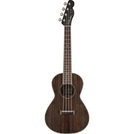 0955641021 Ukulele Nohea Tenor Jimmy Stafford Transparent Bk Fender