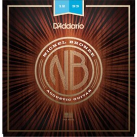 28063 Corda para Violão Nb1253 (0.012) - D'addario D'Addario