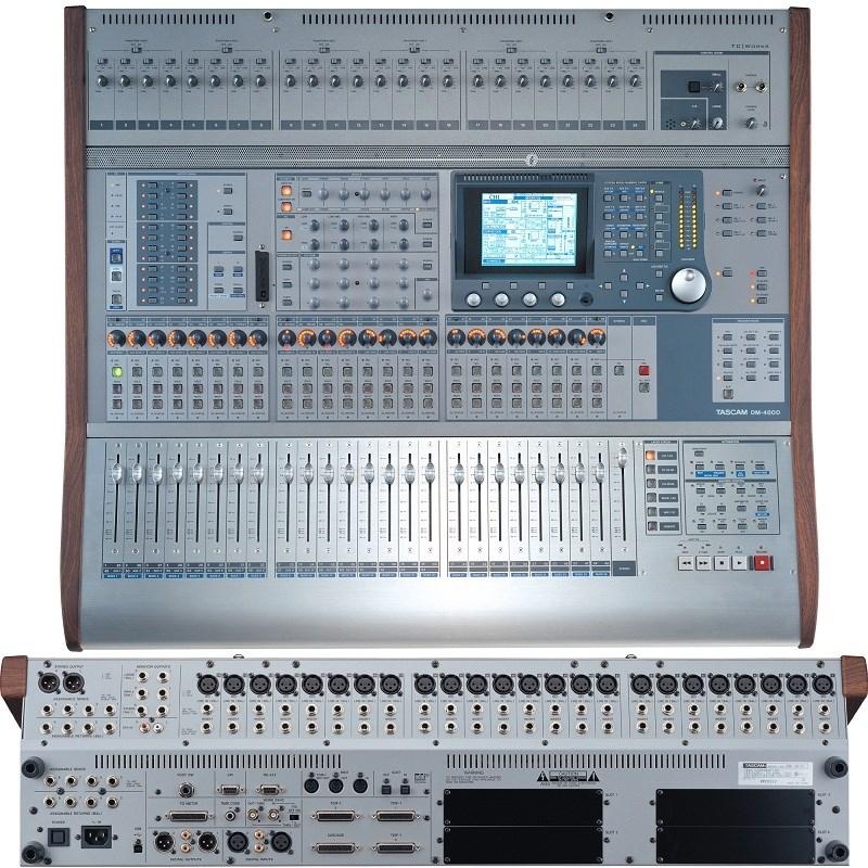 9586-mixer Digital Dm-4800 Tascam
