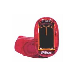 Afinador Cromático Automático PT-630C RD Vermelho PHX - Vermelho (Red) (RE)