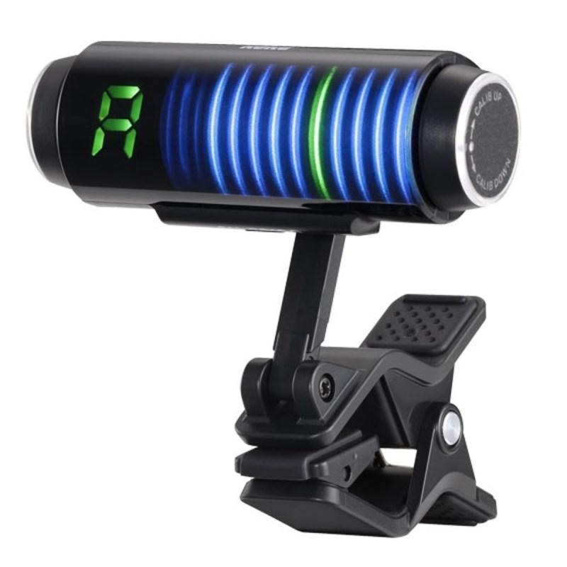 Afinador Cromatico de Clipe Sledgehammer Custom 100 SH-CS100 Korg - Preto (BK)