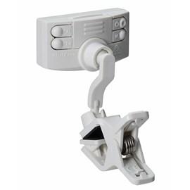 Afinador de Clip Cromatico PitchCrow AW-4G White Korg - Branco (WH)