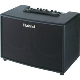 Amplificador AC90 Acoustic Chorus para Violão e Voz Roland - Preto (BK)
