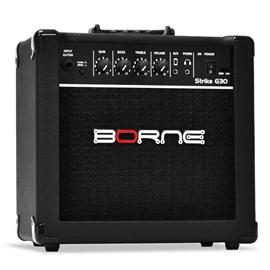 Amplificador Borne para Guitarra Strike Preto G30 (15w) Borne