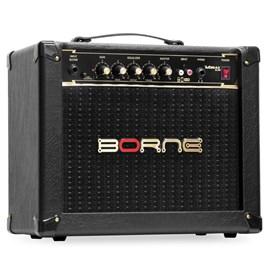 Amplificador Borne para Guitarra Vorax Preto 630 (25w) Borne