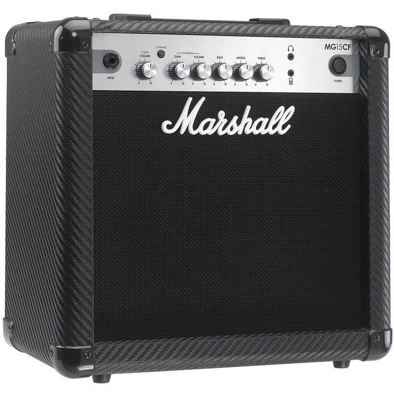Amplificador Carbon Fibre Mg-15cf Marshall para Guitarra Marshall