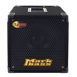 "Amplificador CMD JB Players School Jeff Berlin para Contrabaixo 300w 8ohms 1 x 15"" Markbass"
