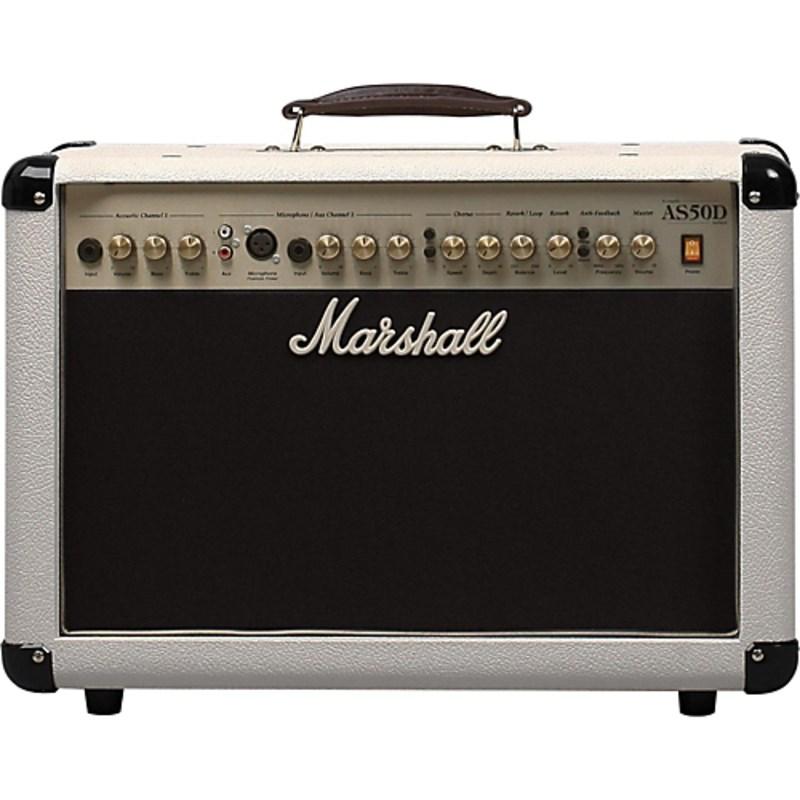 Amplificador de Violão As-50d Marshall ( Limited Edition) Marshall
