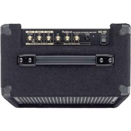 Amplificador KC 60 para Teclado Caixa Amplificada 40w Roland