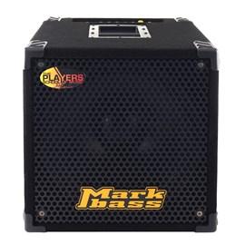 "Amplificador Markbass CMD JB Players School Jeff Berlin para Contrabaixo 300w 8ohms 1X15"""