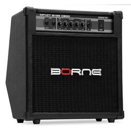 Amplificador para Baixo Impact Bass Cb100 Borne
