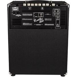 Amplificador Para Baixo Rumble 200 V3 120V Fender