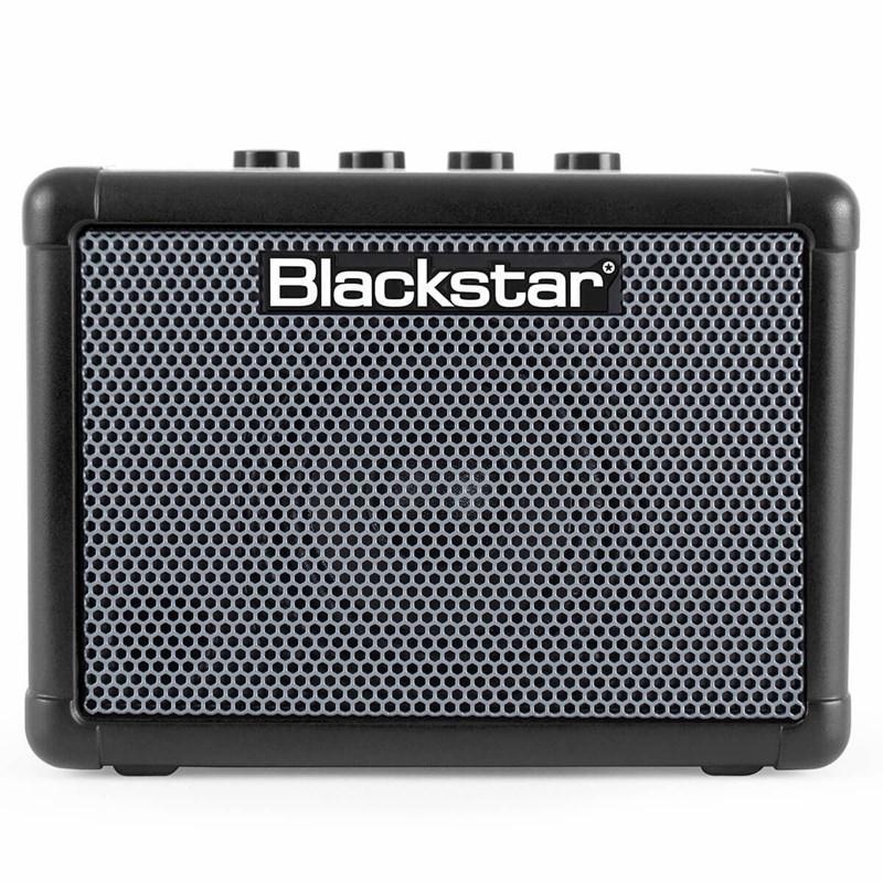 Amplificador para Contrabaixo Fly 3 Bass Mini Amp Blackstar