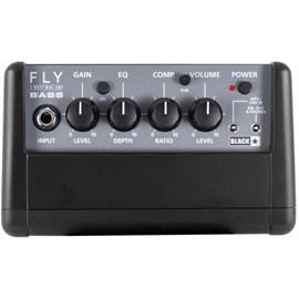Amplificador para Contrabaixo Fly 3 Bass Pack com Fonte Mini Amp Blackstar