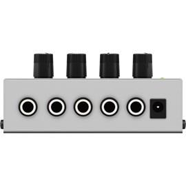 Amplificador para Fone HA 400 com 4 Canais Behringer