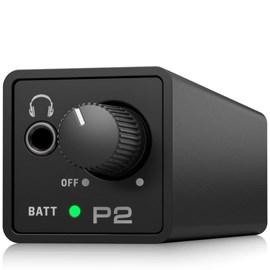 Amplificador Para Fone P2 Behringer