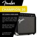 Amplificador para Guitarra 20w Champion 20 120V Fender