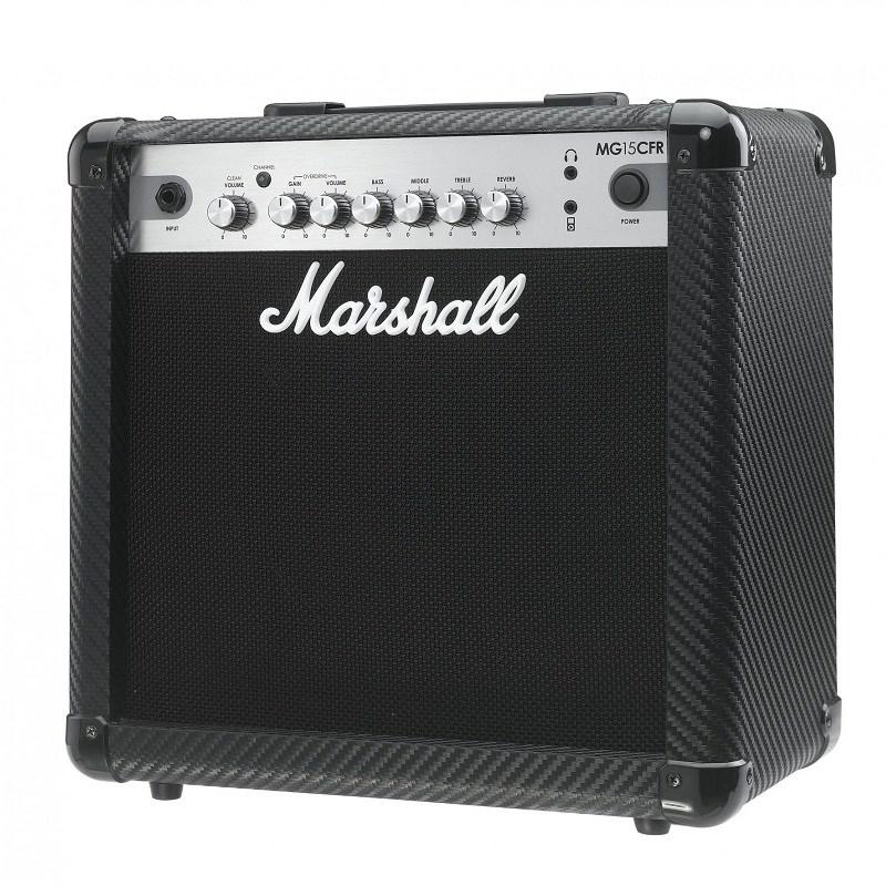 Amplificador para Guitarra Carbon Fibre Mg-15cfr Marshall