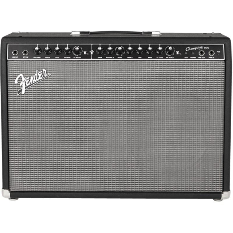Amplificador Para Guitarra Champion 100 120V 2330400000 Fender