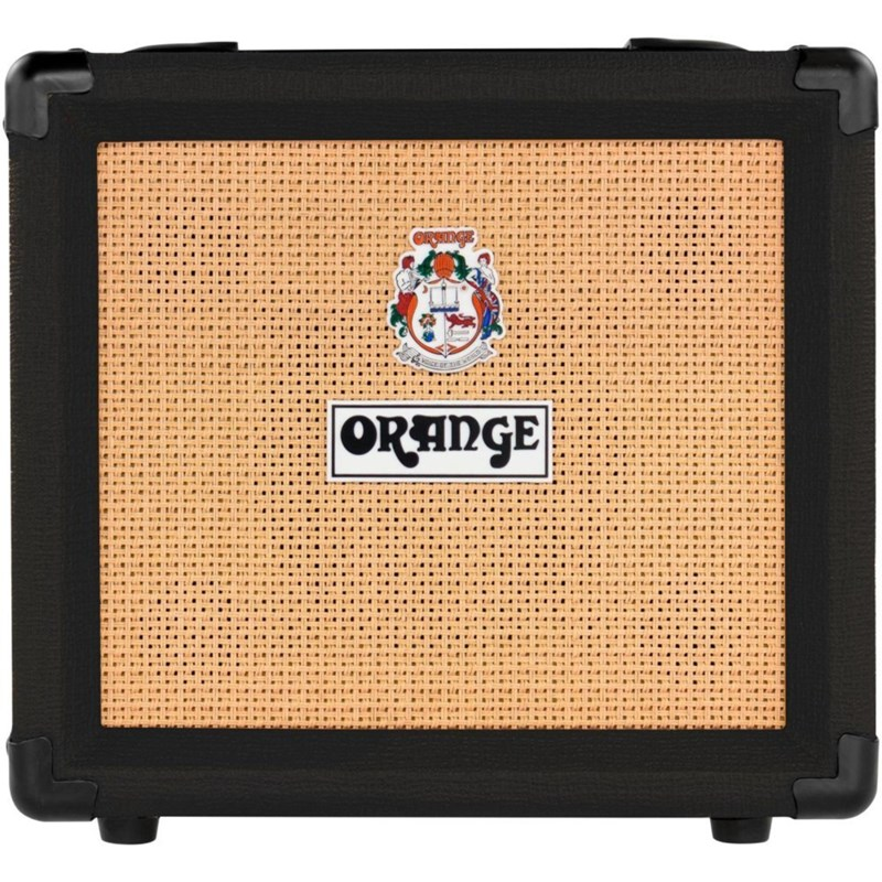 Amplificador para Guitarra CRUSH 20 BLACK Orange