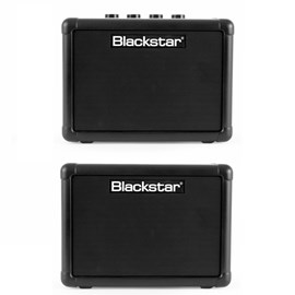Amplificador para Guitarra Fly 3 Guitar Pack com Fonte Mini Amp Blackstar