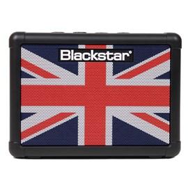 Amplificador para Guitarra FLY 3 Union Jack Blackstar - Preto (Black) (BLK)