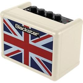 Amplificador para Guitarra Fly 3 Union Jack Limited Edition Blackstar - Branco (Vintage White) (VWH)