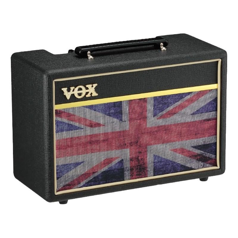 Amplificador para Guitarra Pathfinder 10 UJ Union Jack Vox