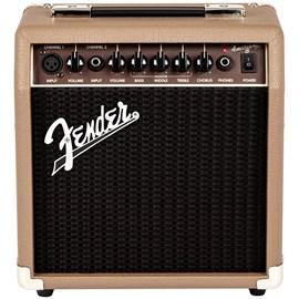 Amplificador para Violão 15w Acoustasonic 15 120V Fender