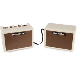 "Amplificador para Violão Fly Pack Acoustic  6W 2 x 3"" Stereo Blackstar"