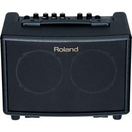 Amplificador Roland AC-33 Acoustic Chorus para Violão e Voz Roland - Preto (BK)