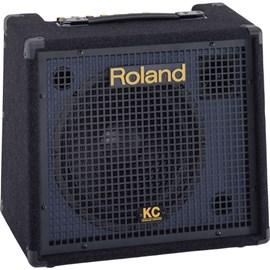 Amplificador Roland KC-150 Caixa Amplificada para Teclado, Violão e Microfone 65w Roland