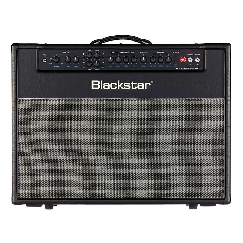 """Amplificador Valvulado HT STAGE 60 2X12"""" MK II Blackstar"""
