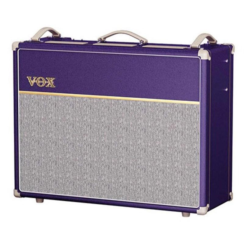 Amplificador Valvulado Limited Edition Purple AC30 C2 (Última peça de Showroom) Vox - Roxo (Elegant